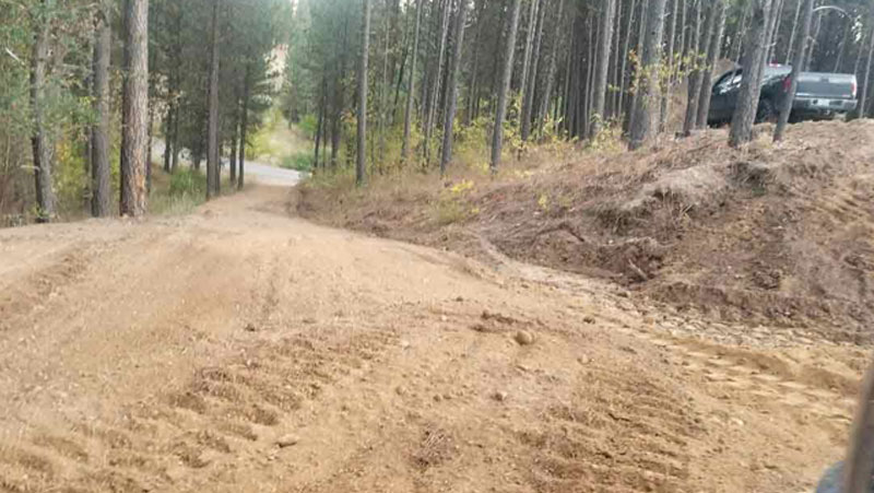 private road builder Twin Falls